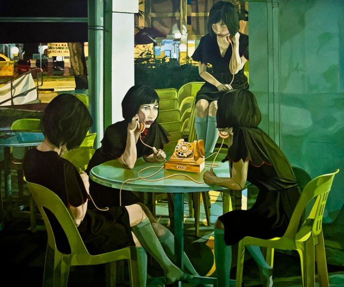 Навстречу воображению. Jolene Lai