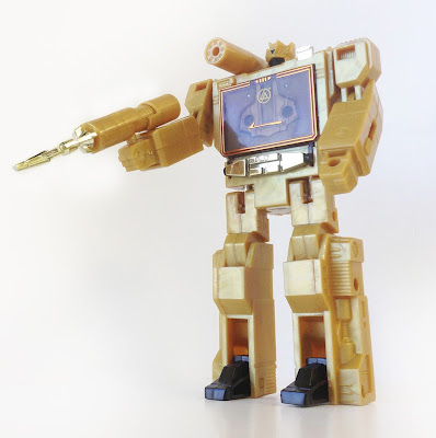 Linkin Park x Transformers Soundwave Special Edition Action Figure