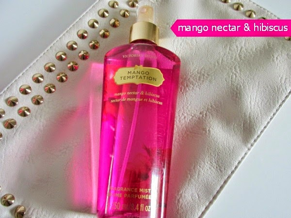 VS FANTASIES MANGO TEMPTATION FRAGRANCE MIST Review