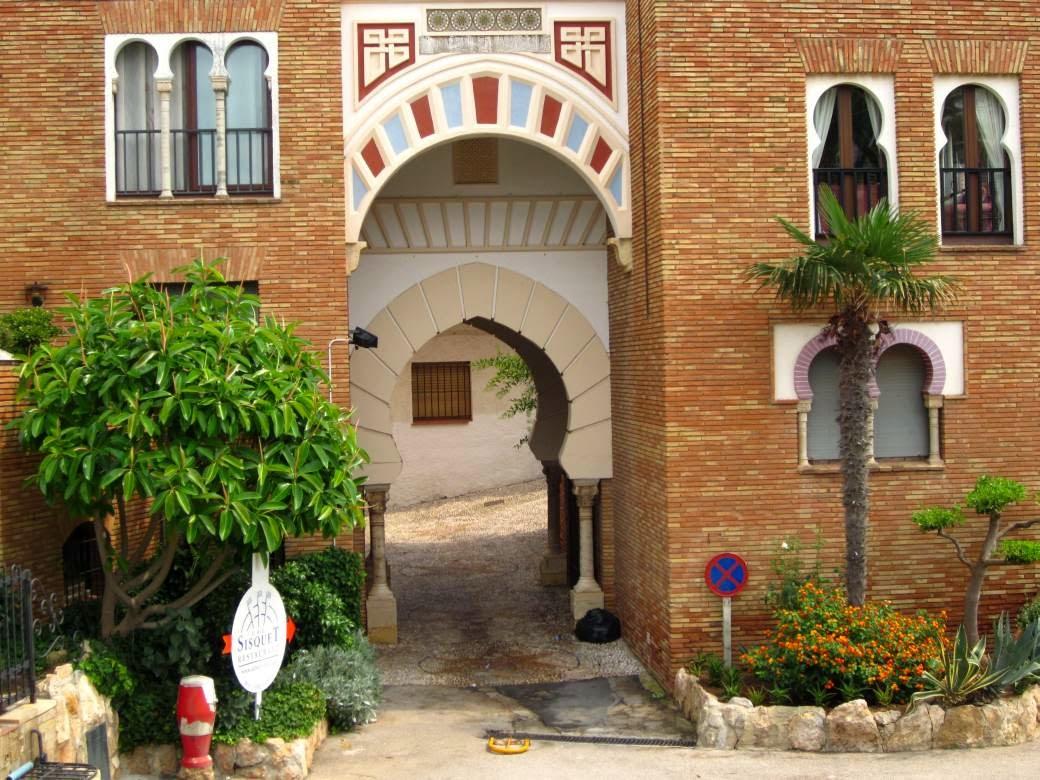 Roc de Sant Gaieta in Tarragona