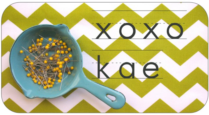 XOXO  KAE