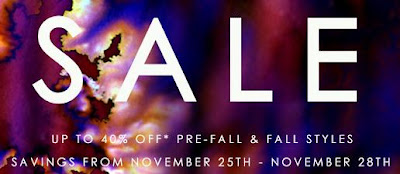 Black Friday | Cyber Monday | Deals | Nicole Miller | Fashion | Clothing | Shoes | Handbags | Jewelry | Sale