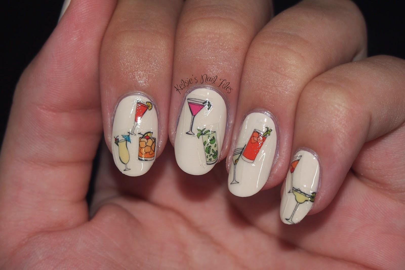 Nail Art Ideas » August Nail Art - Pictures of Nail Art Design Ideas