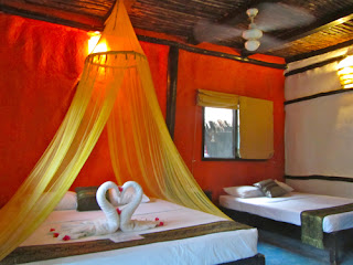 Our Cabana in Tulum - Mexico's Caribbean