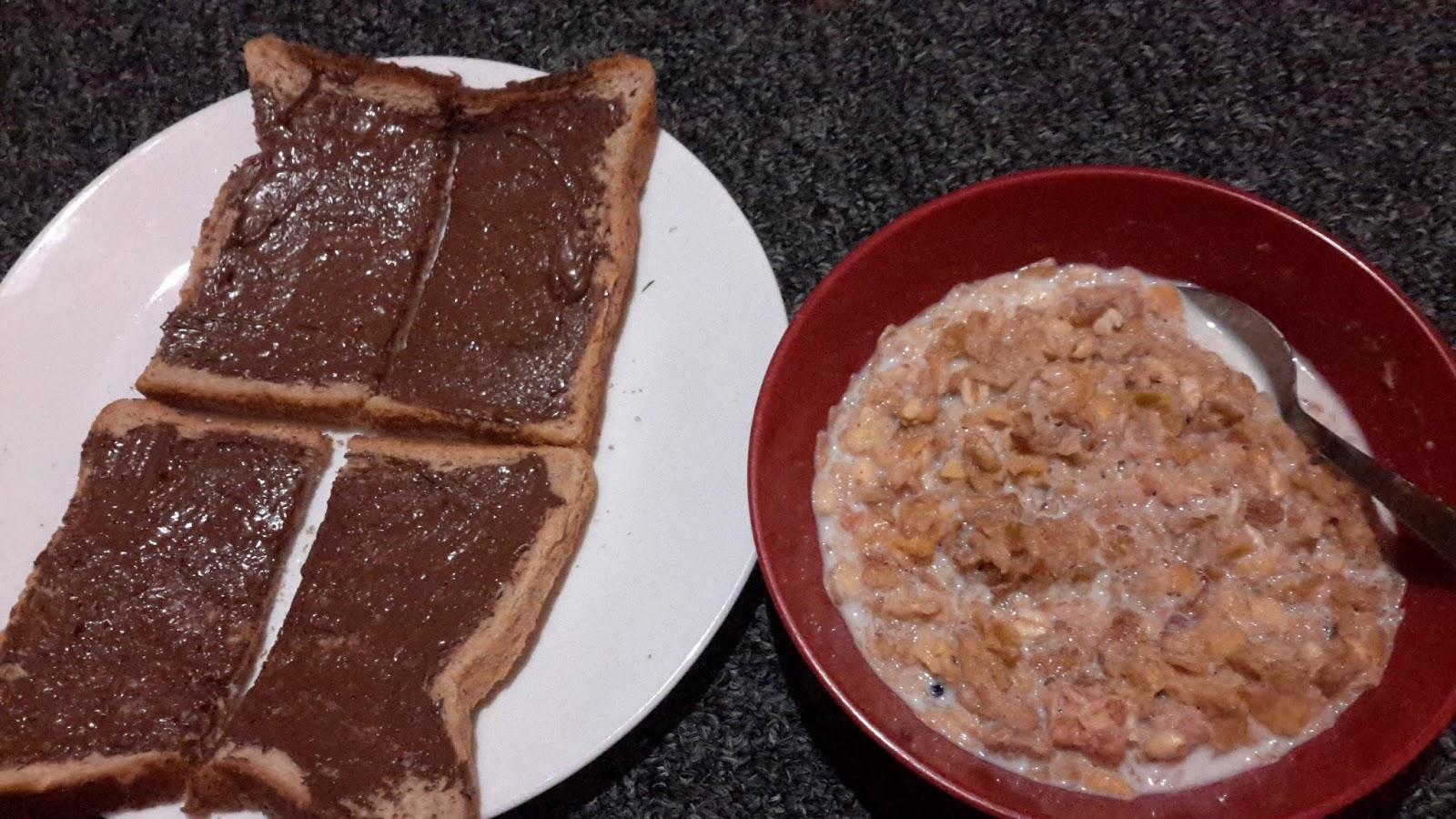 Fat burning breakfast food