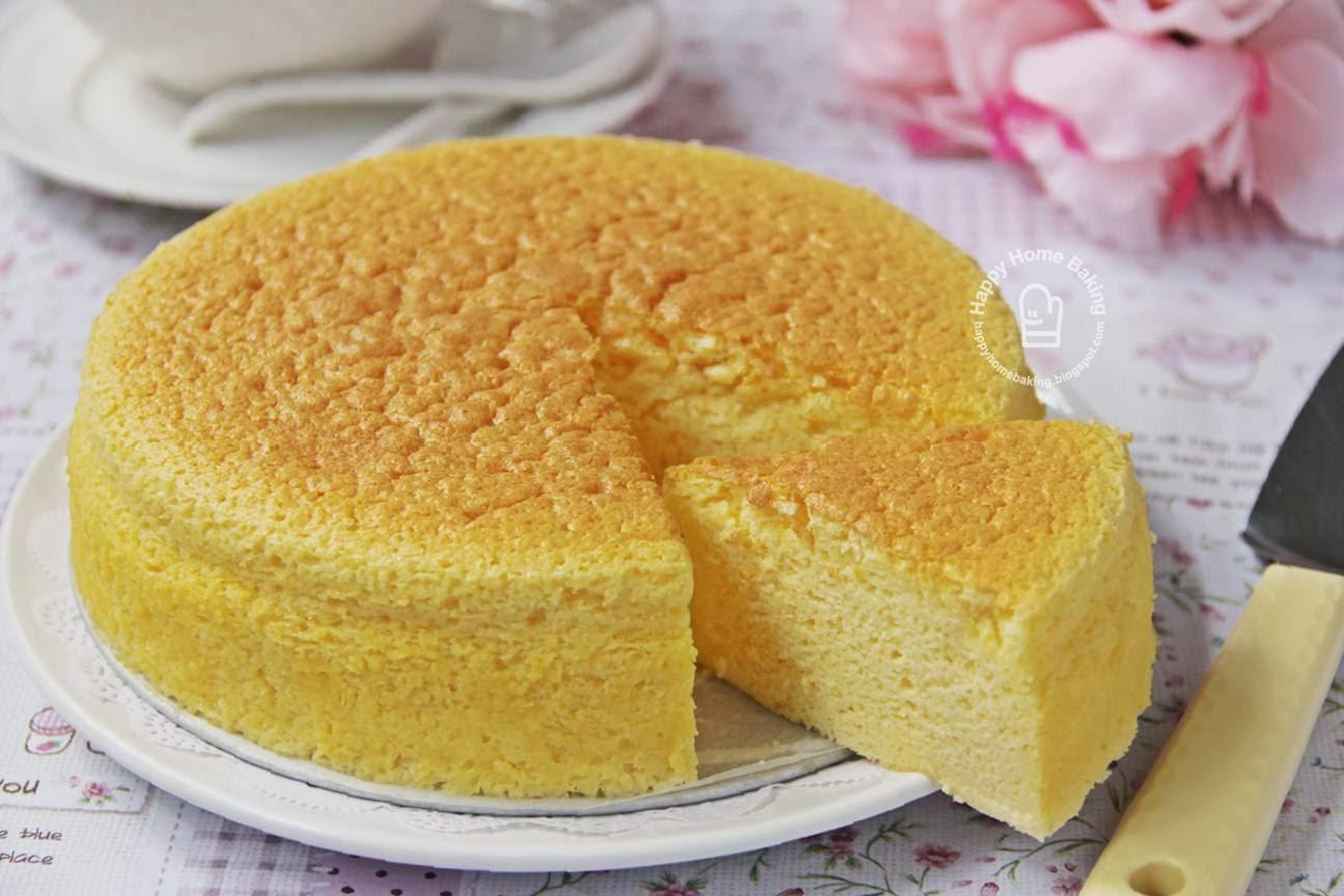 Cheese Block Cake