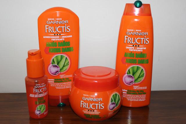 Garnier Frutis - Adeus Danos