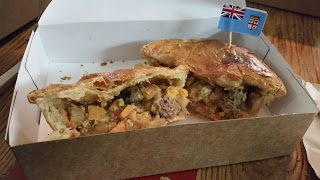 Square Pie Fiji Rugby Pie Review