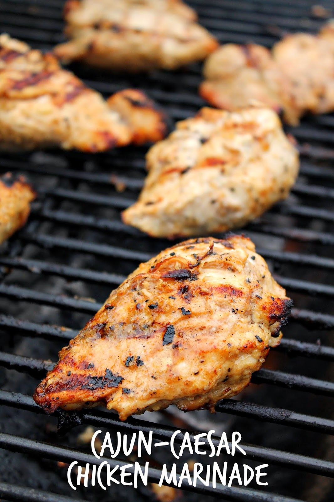Cajun-Caesar Chicken Marinade via @labride