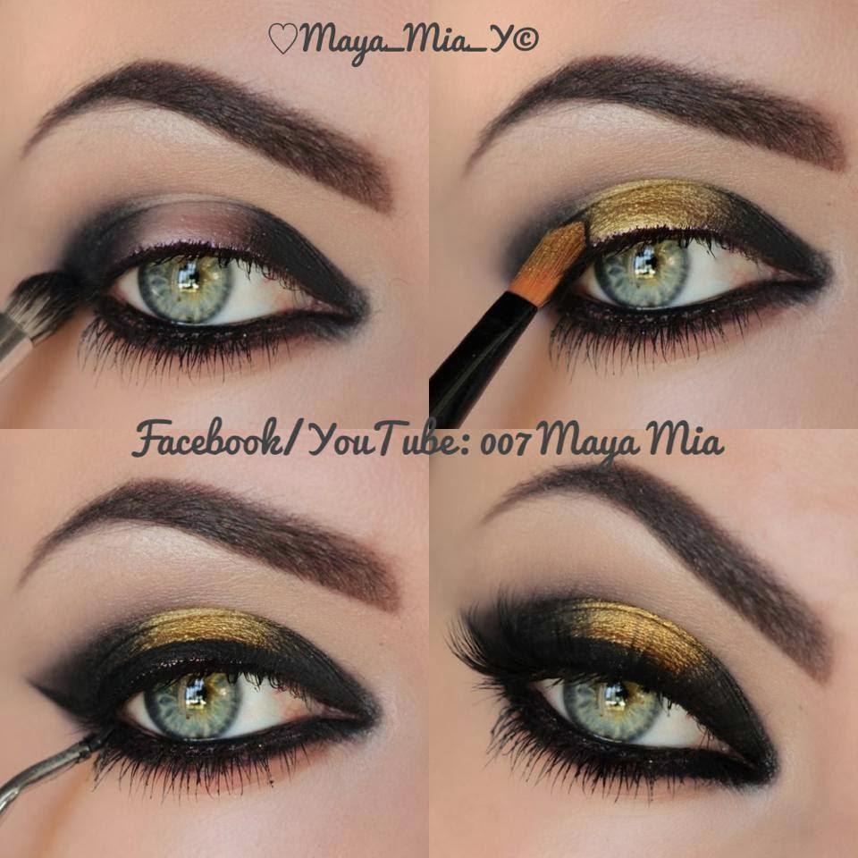Maridadi Fashion News Blog Makeup From Maya Mia For New