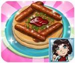 Bữa sáng tuyệt vời, chơi game nấu ăn online