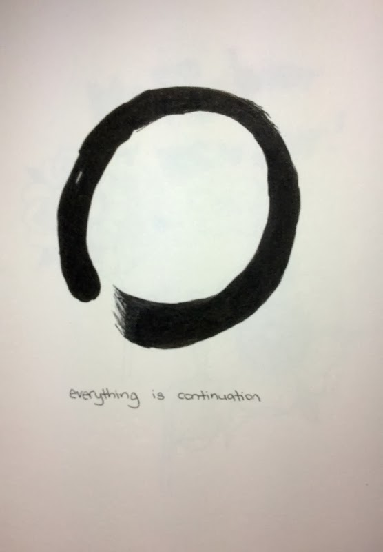 """Everything is continuation"""