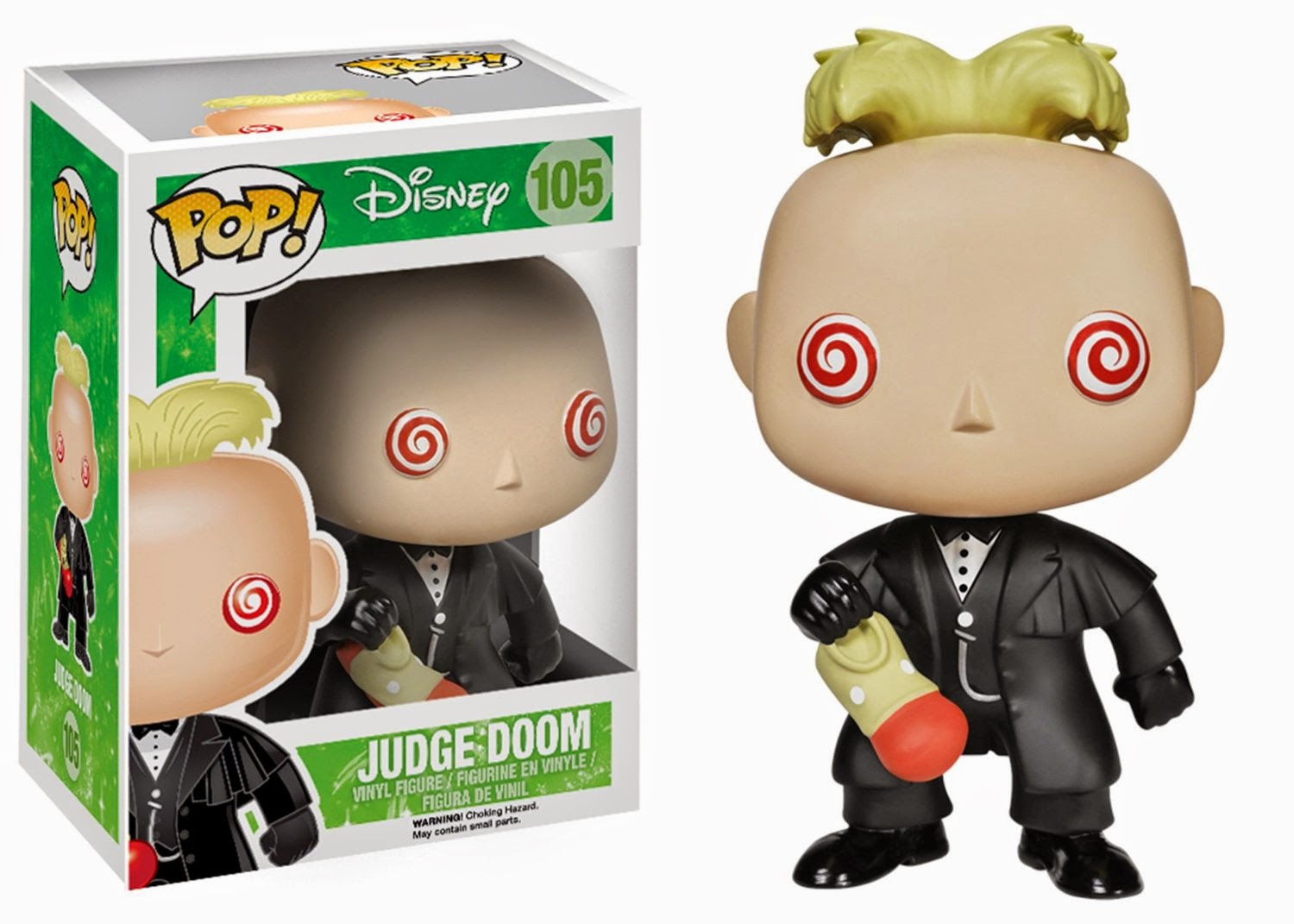 Funko Pop! Judge Doom