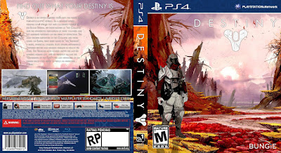 Capa Jogo Capa Destiny PS4