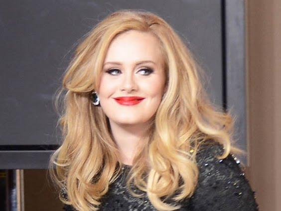 Adele casi elige ser doctora y no cantante