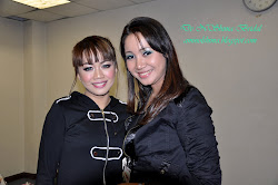 With Stacy di AJL 25