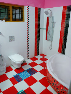 Bathroom remodeling design tips ideas interior for Bathroom tiles design in kerala