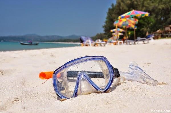 Deportes Snorkel Playa