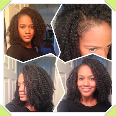 Crochet Braids With Edges Out : Afrodeshiak...The Kinky Life: Kinky Hair Wigs and Weaves for Naturals