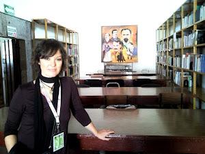 Biblioteca de Santa María de las Flores