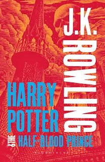 Editora Bloomsbury divulga nova capa adulta de 'Harry Potter e o Enigma do Príncipe' | Ordem da Fênix Brasileira