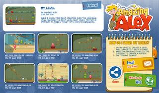 amazing alex game