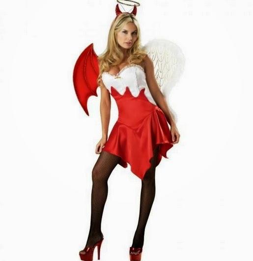 Un disfraz fácil de armar para Halloween