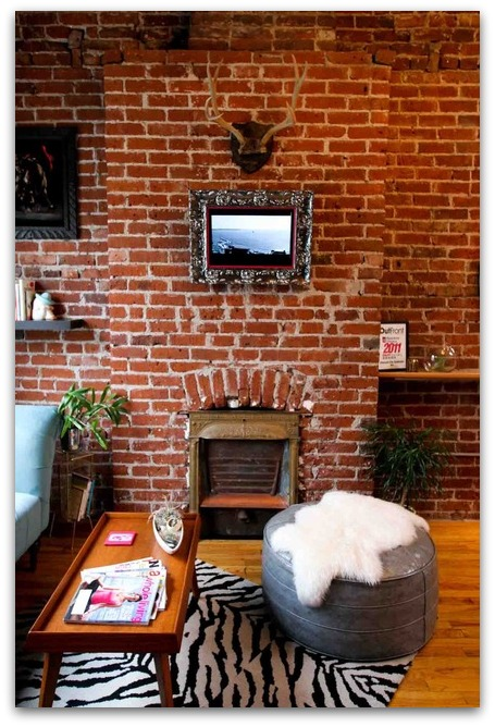 Art Symphony Warm Industrial Style Interior With Great Vibe