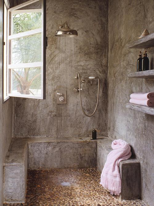 Quiero Decorar Un Baño:Quiero esa ducha! Decoración / Vivienda saludable Muebleando