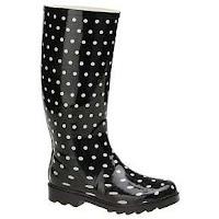 Rain Boots Polka Dots7
