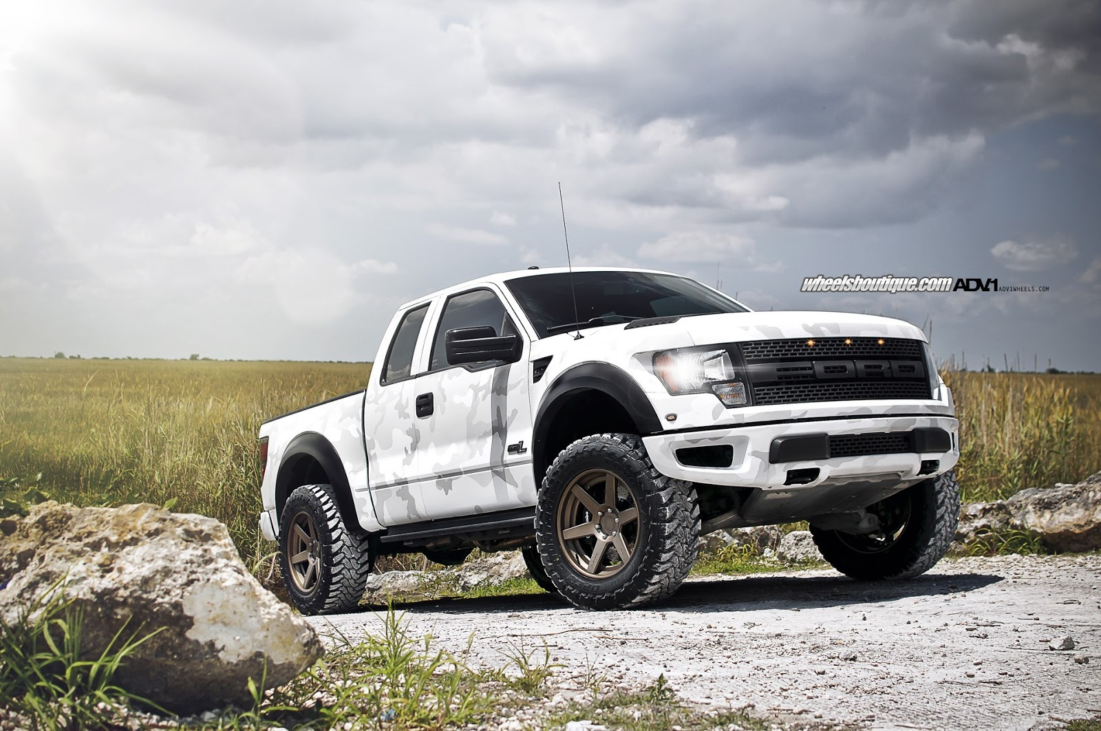 wallpaper ford raptor - photo #24