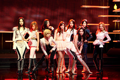 Wallpaper SNSD ( Girls' Generation )