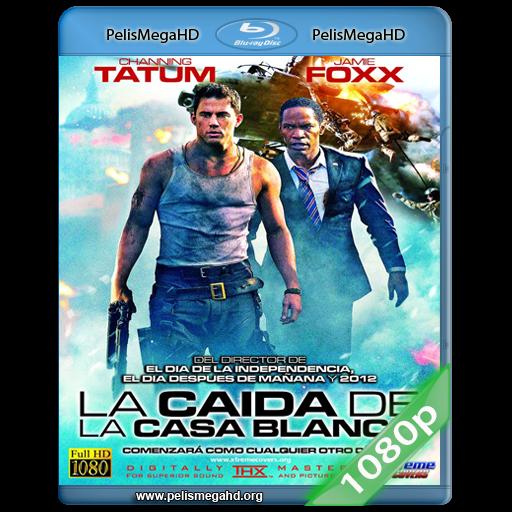 LA CAIDA DE LA CASA BLANCA (2013) 1080P HD MKV ESPAÑOL LATINO