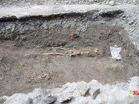 Grenoble : Découverte d'une cinquantaine de corps et d'un monastère
