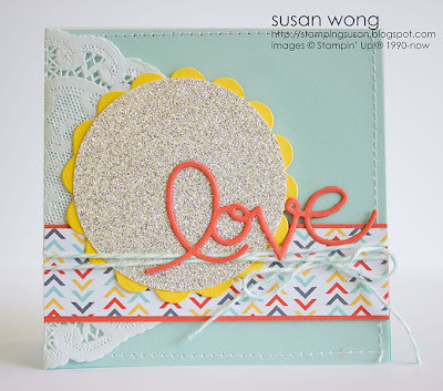 Susan Wong. Little love card.