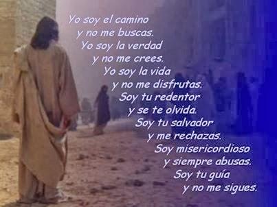Mensaje de Jesús para ti