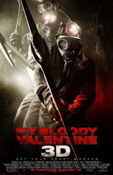Poster Of (18+) My Bloody Valentine 2009 UnRated 720p BRRip Dual Audio