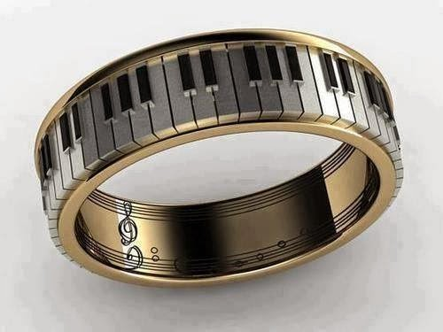 Some Musical Jewelry