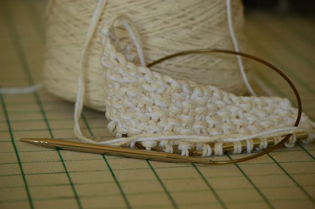 knitting a backstrap, amy myers photography, weaving, knitting