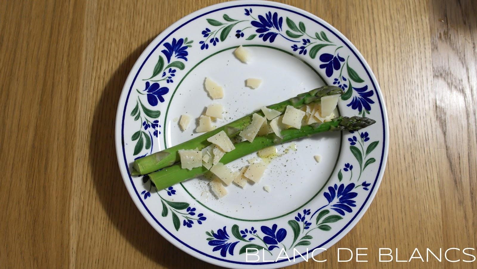 Parsaa ja parmesan-juustoa - www.blancdeblancs.fi