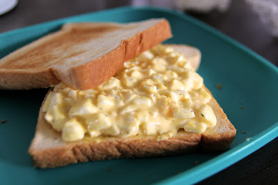 My egg mayo creation