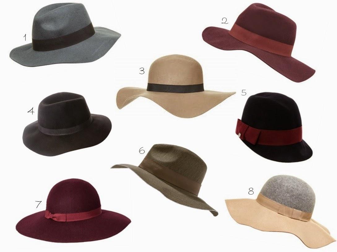 cappello feltro