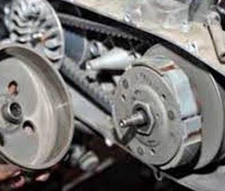 Cara Kerja CVT Motor Matic