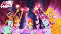 Winx Friends 4ever!