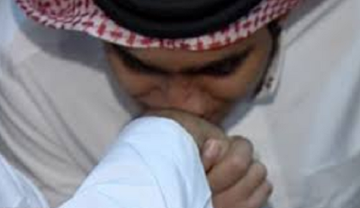 tradidisi cium tangan di saudi dilarang raja