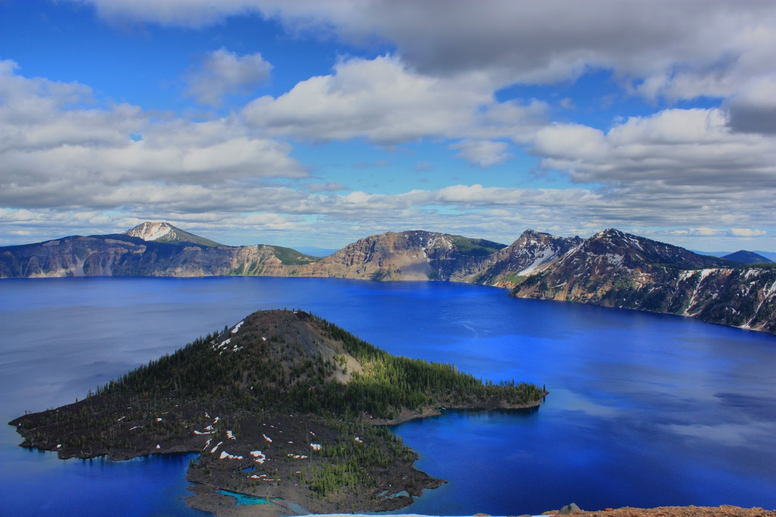 Crater Lake Oregon Campgrounds