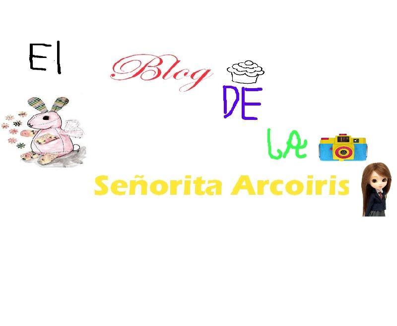 El Blog de la Señorita Arcoiris