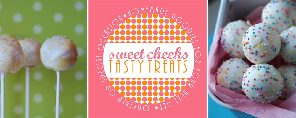 Sweet Cheeks Tasty Treats