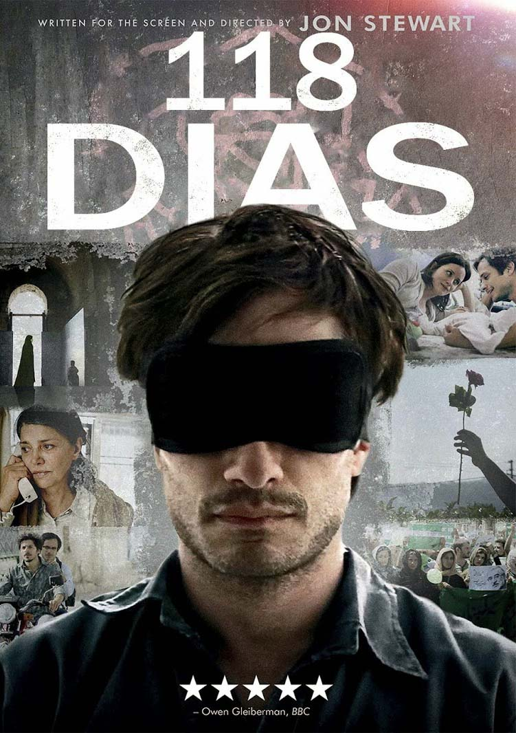 118 Dias Torrent - Blu-ray Rip 1080p Dual Áudio (2015)