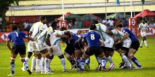 Sri Lanka thrash Thailand 45-07